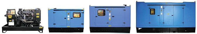 Дизель-генераторные установки серии MegaFull GX